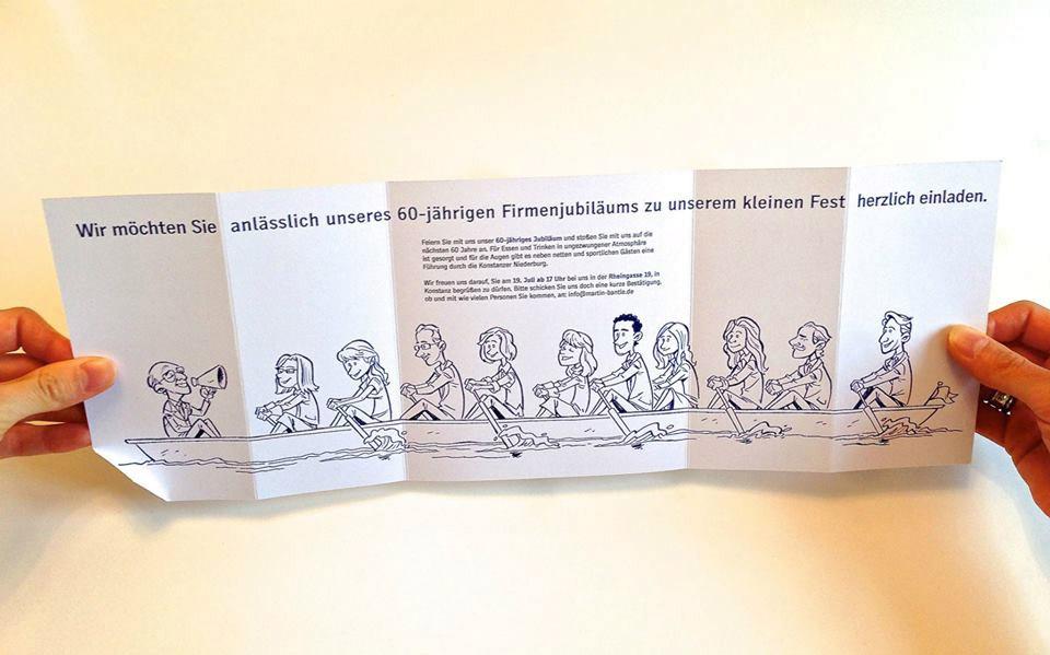 Schön Einladungen Zum Firmenjubiläum Bestellen, Einladungsentwurf · Einladung U2013  Bernd Kissel, Einladungsentwurf